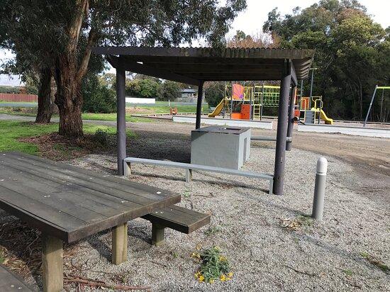 R V Fisher Reserve Playground