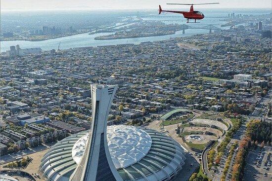 Tour d'hélicoptère - Survol de...
