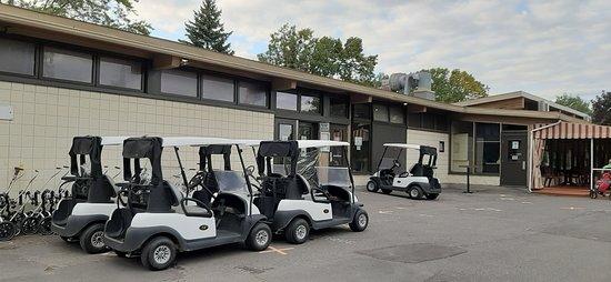 Club de golf Saint-Lambert