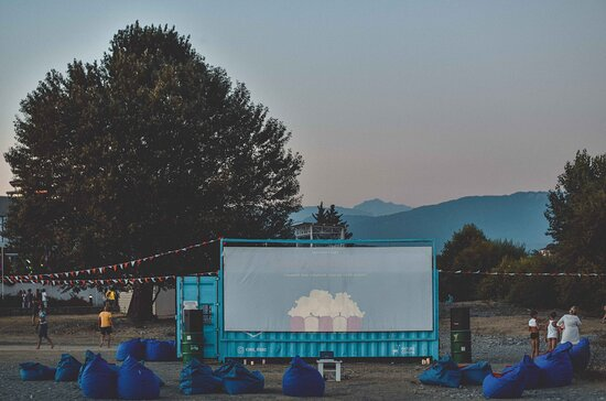 Cinema by the Sea