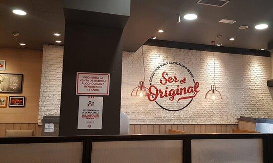 imagen Kentucky Fried Chicken en Bilbao