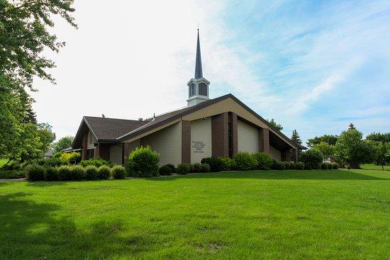 ดิทรอยต์เลคส์, มินนิโซตา: The Church of Jesus Christ of Latter-day Saints Detroit Lakes Minnesota Meeting House Exterior