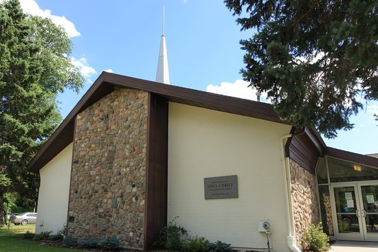 The Church of Jesus Christ of Latter-day Saint Fort Yates North Dakota Meeting House.