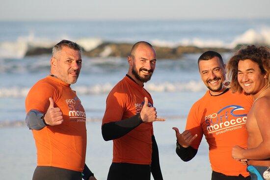 Taghazout, Marokko: surf sun fun