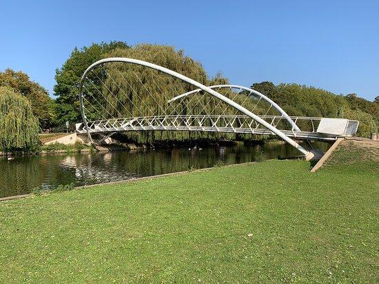 Butterfly Bridge Bedford