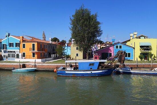Islands of Venice: Murano, Burano...