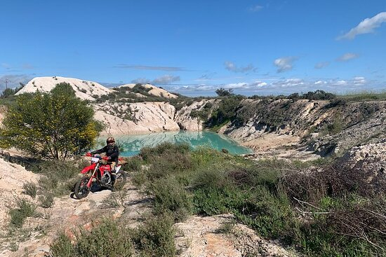 Off-Road Motorbike Day Tour to Darling