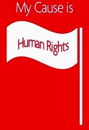 Kansas: My cause IS human rights.