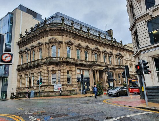 85 - 89 Colmore Row Building