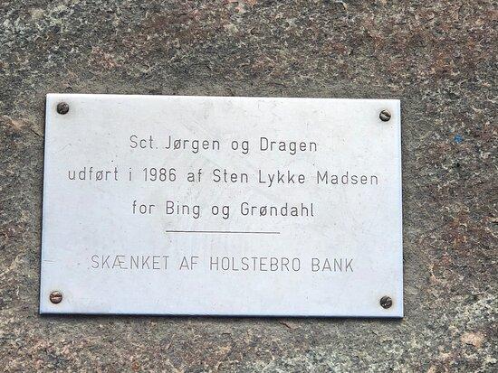 St. Joergen og Dragen
