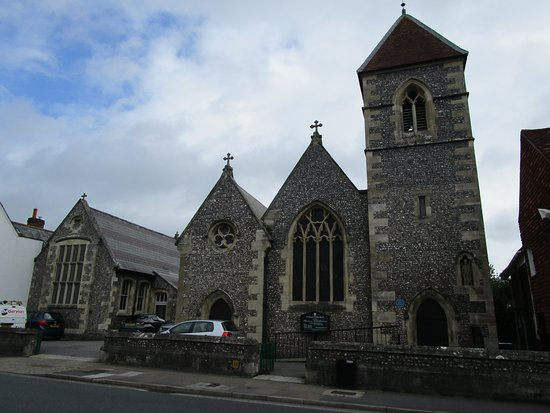 St Osmonds Church