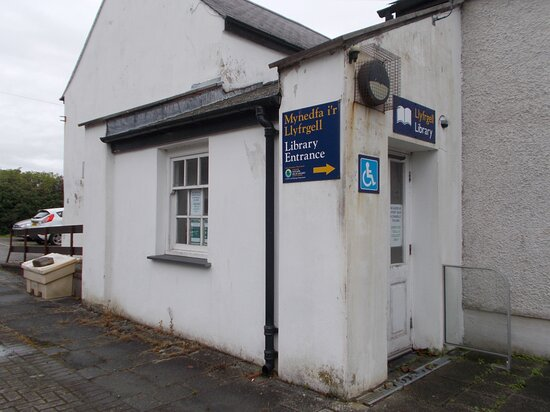 Beaumaris Library