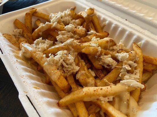 Conshohocken, Pensilvania: Crab Fries
