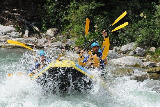 Rafting Power in Trentino