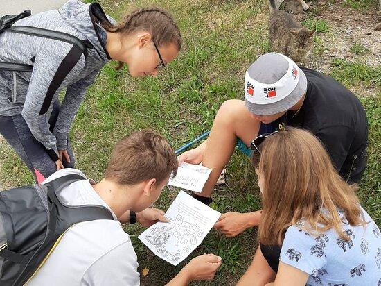 Rokytnice nad Jizerou, Češka Republika: ...další úkol....
