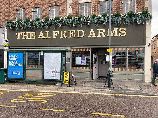 The Alfred Arms