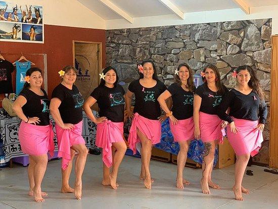 VaiaHeva Estudio de Danza Rapa Nui y Fitness