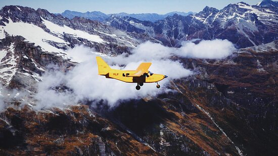 ‪Southern Alps Air - Scenic Flights‬