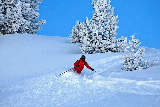 Clases de Esquí en Baqueira.