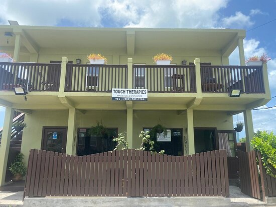Touch Therapies-Antigua