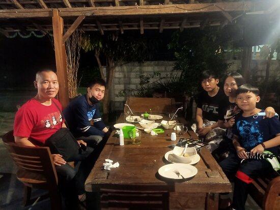 Sleman District, Indonesia: Pelanggan SITMA