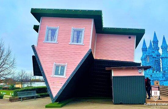 Upside Down House - Cribbs Causeway