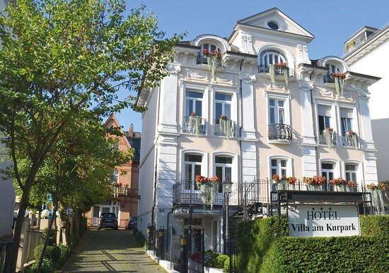 Hotel Villa Am Kurpark, Hotels in Bad Homburg