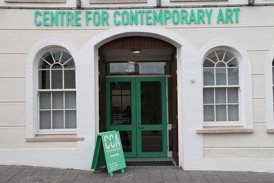 Centre For Contemporary Art