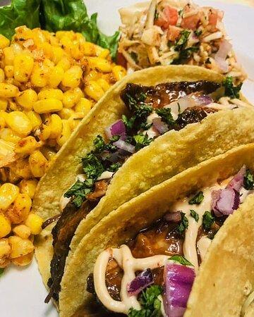 Specialty tacos