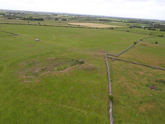 Carnfree - Western Aerial Survey / Rathcroghan VC