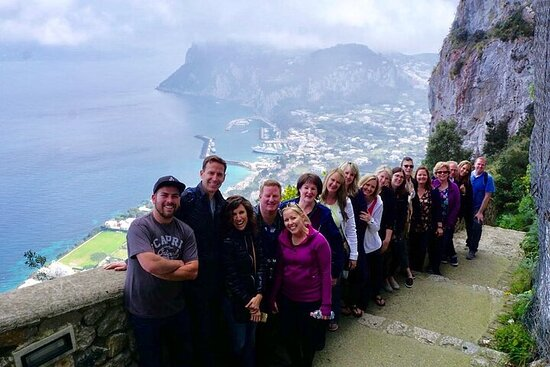 Capri and Blue Grotto Day Tour from...