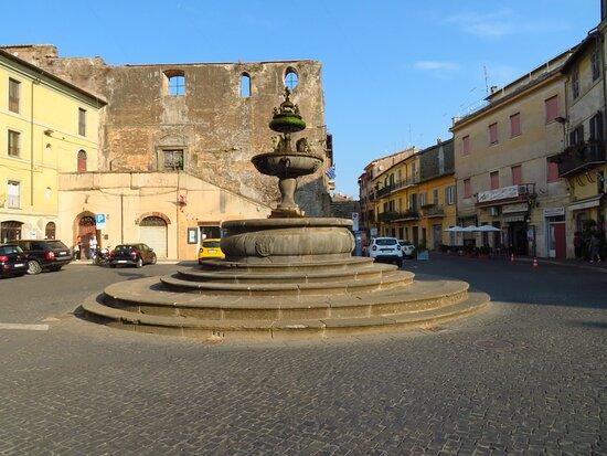 Fontana degli Unicorni