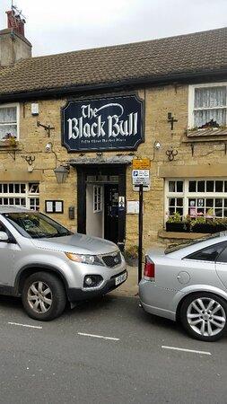 The Black Bull Pub Wetherby