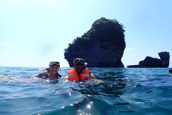 普吉岛的披披岛维京洞穴猴子海滩凯伊岛之旅