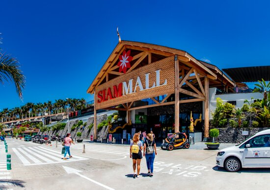 Definately The Best Shopping Mall In South Tenerife Review Of Siam Mall Adeje Spain Tripadvisor
