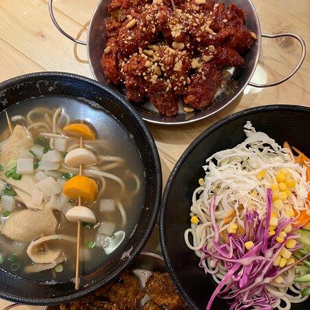 Dining at Qokio
