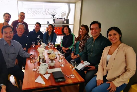 Prive Bogota Coffee Class