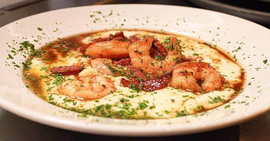 Cadillac, MI: Shrimp & Grits