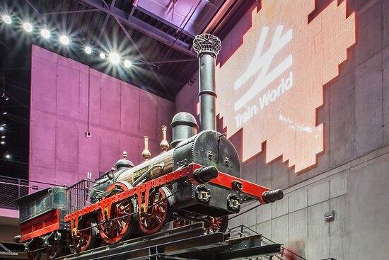 Billet d'entrée pour Train World