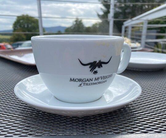 Insch, UK: Coffee