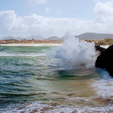 Cantabria, Španělsko: Big wave 🌊