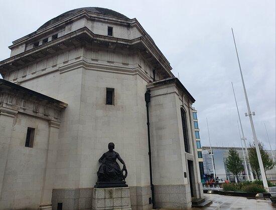 Women's Services Statue