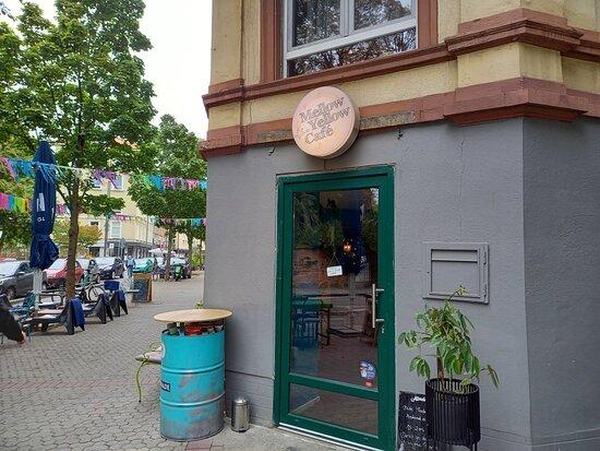 Heerlijk vegan en glutenvrij ontbijt, gezellige plek