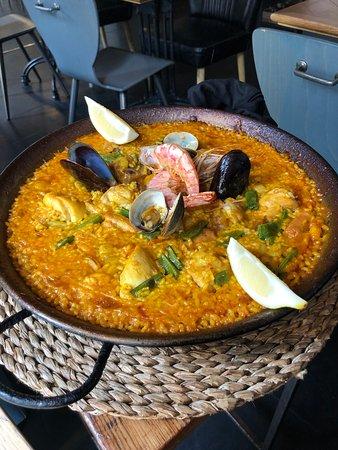 Paella exquise