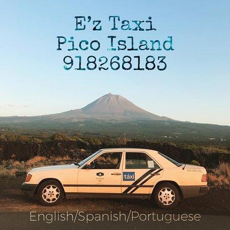 E'z Taxi Pico Island