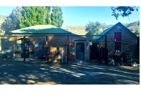 Barkly East, Južna Afrika: The Cottage