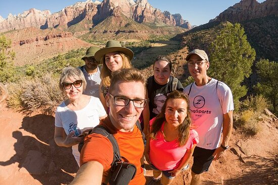 Private Zion Canyon National Park Day...