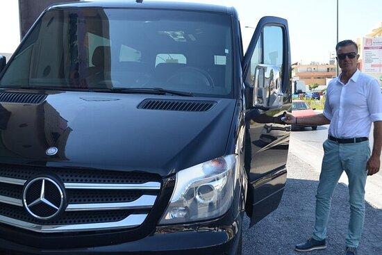 VIP Private Transfer: Heraklion - Analipsi Hotels & Villas