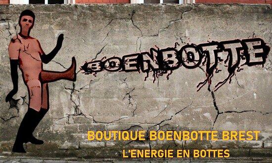 Boutique Boenbotte Brest