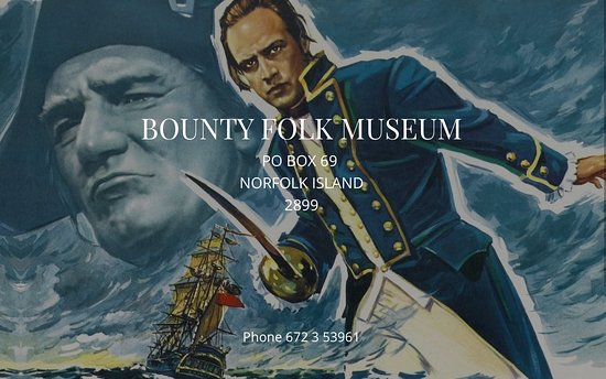 Bounty Folk Museum